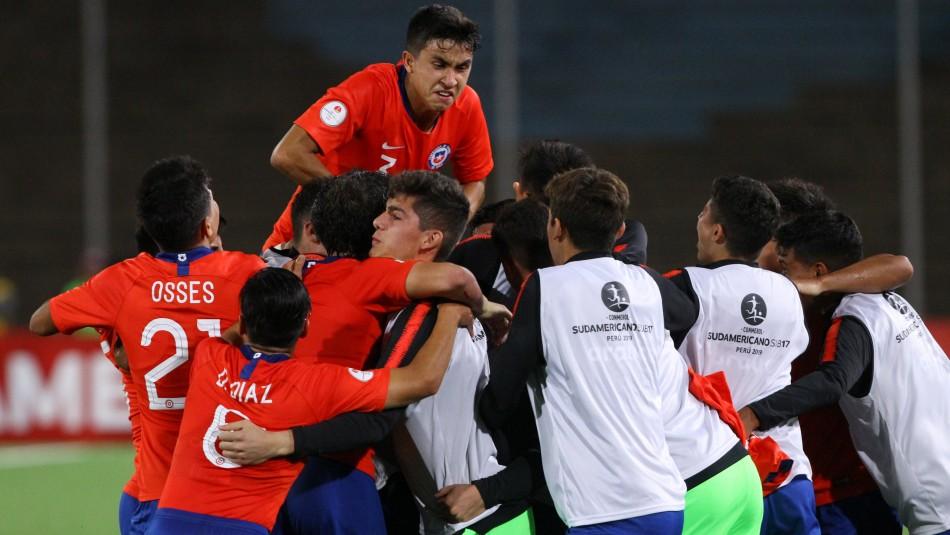 Selección Sub 17 / Agencia Uno.