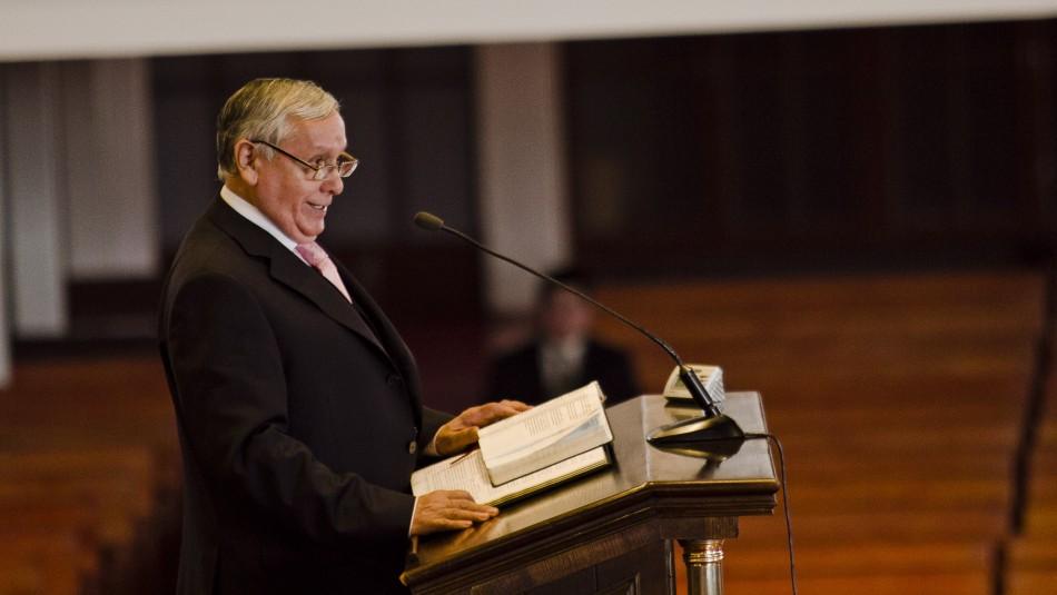 Obispo Eduardo Durán / AgenciaUno.