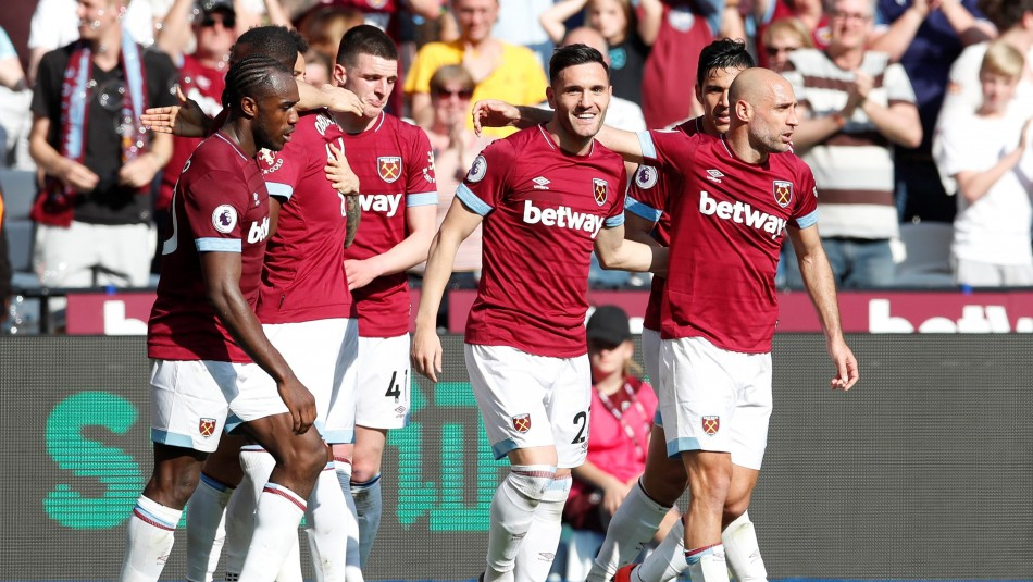 West Ham juega de visita. / Reuters