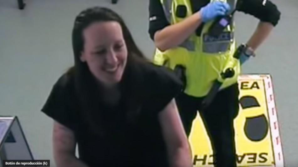 Está en prisión por matar a tres hombres y aún es considerada la mujer más peligrosa del Reino Unido