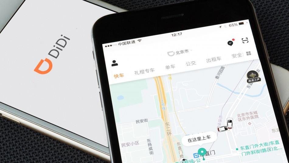 Conoce a DiDi: La competencia de Uber que alista su llegada a Chile