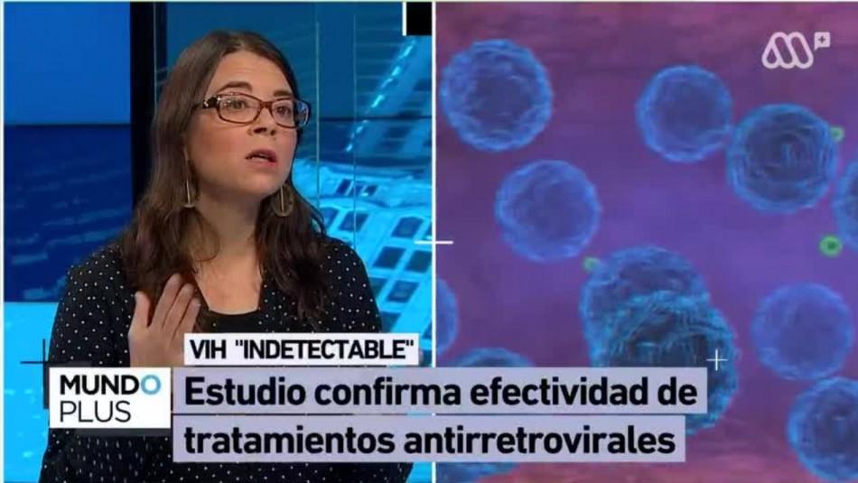 Tratamiento permite que contagiado con VIH no transmita el virus