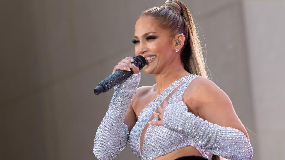 [FOTO] Los leggins de Jennifer Lopez que llamaron la atención de sus seguidores en Instagram