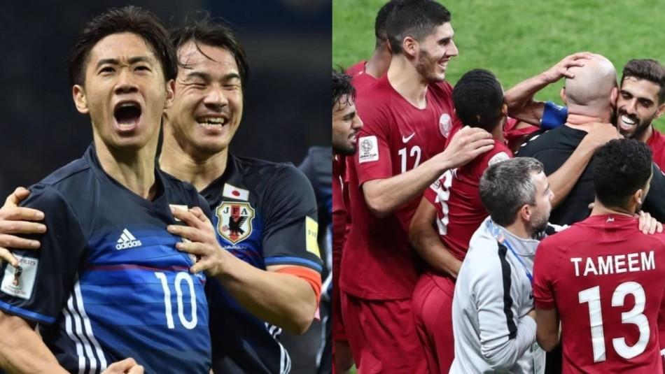 Japón y Catar estará en Copa América. / Reuters