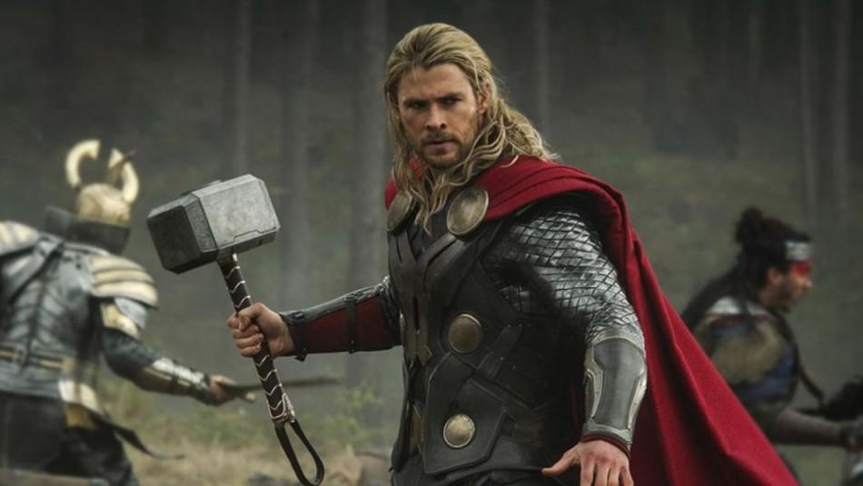 [FOTOS] El aspecto de Thor en