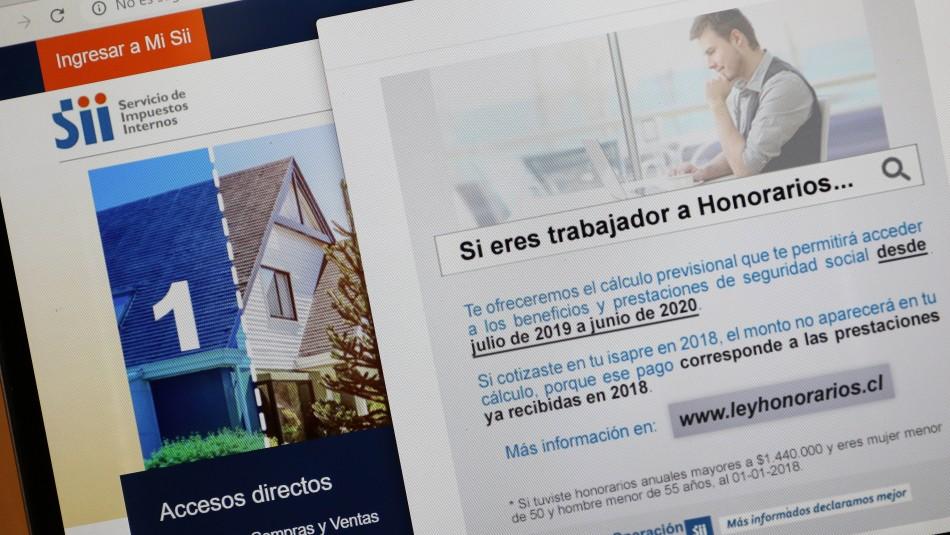 Operación Renta 2019: Se cumplió el último pago de la devolución de impuestos