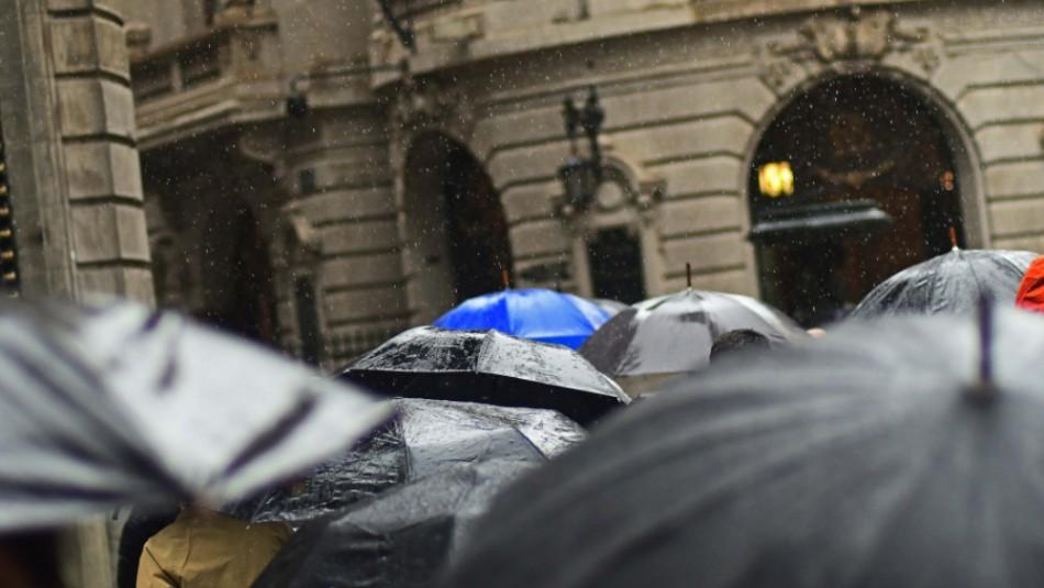 Llegan las lluvias: Revisa el pronóstico del tiempo en todo el país