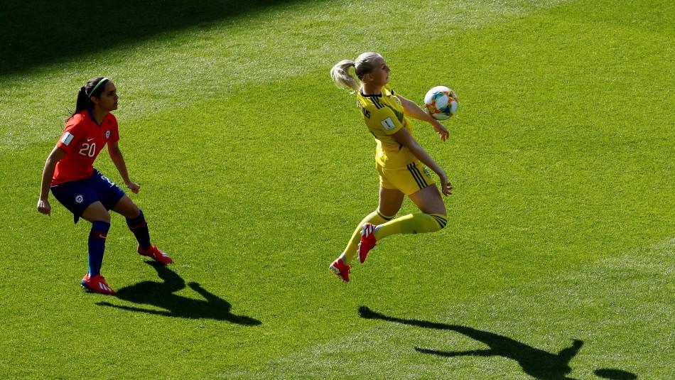Chile vs. Suecia / Reuters.