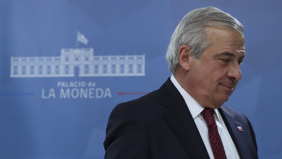 El primer ajuste de Mañalich en Salud: Acepta renuncia de hombre clave de Cenabast