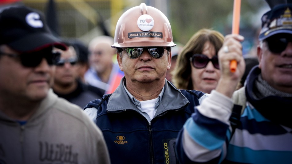 Sindicatos de Chuquicamata anuncian radicalización de la huelga