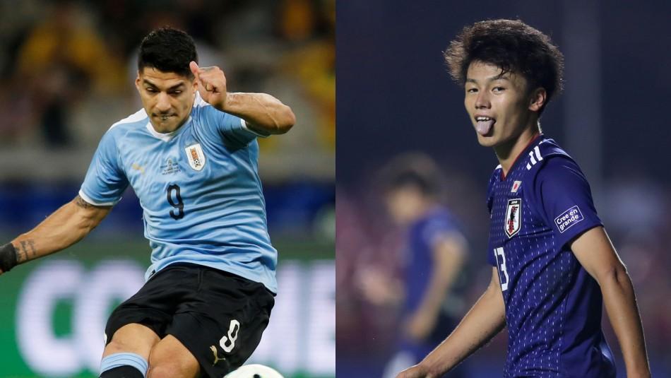 Uruguay vs. Japón / Reuters