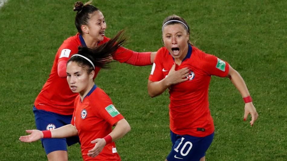 La Roja sale a buscar el paso a octavos del Mundial. / Reuters