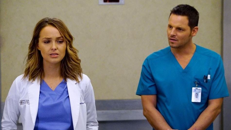 Grey's Anatomy: Actriz hace observación importante sobre matrimonio de Jo y Alex