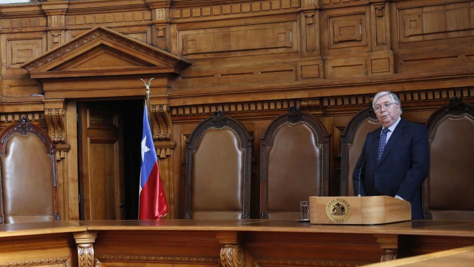 Suprema deja en suspenso decisión de remover o no a jueces de Rancagua