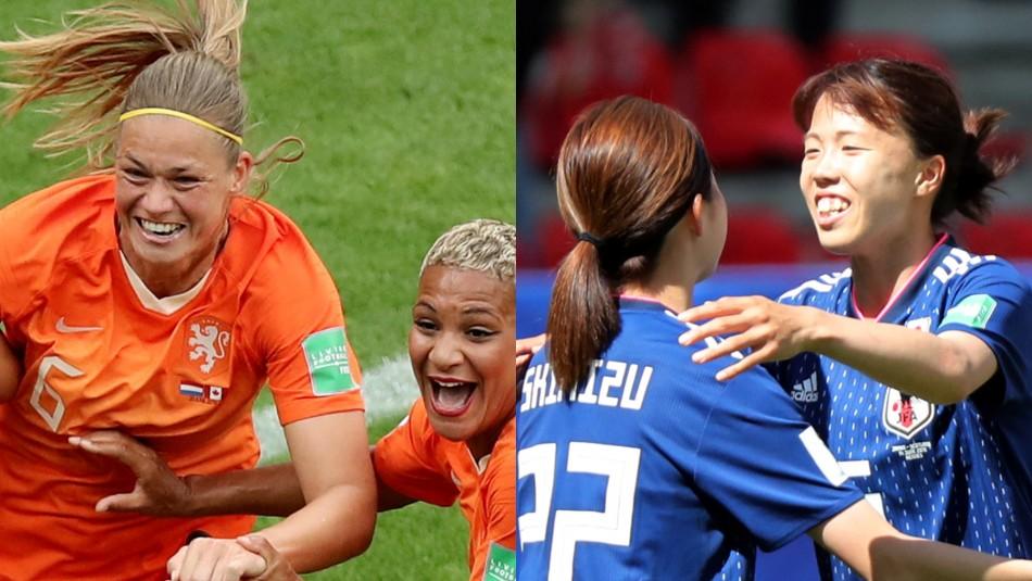 Holanda vs. Japón / Reuters