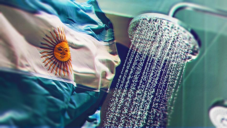 Canciones (argentinas) para cantar en la ducha