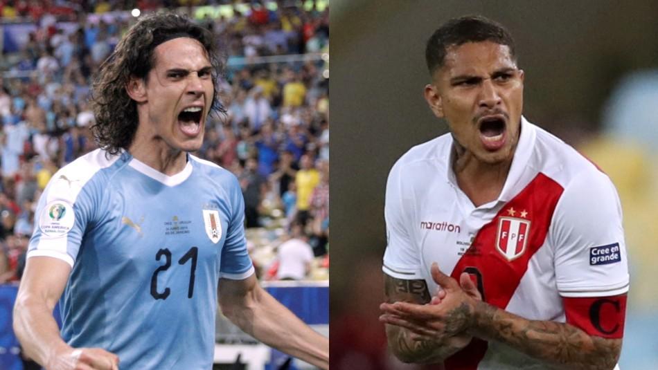 Uruguay vs. Perú / Reuters