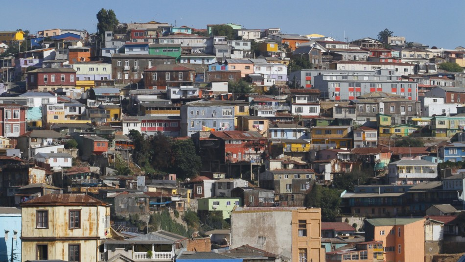 Valparaíso / Agencia Uno