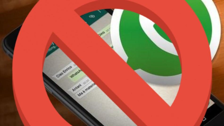 WhatsApp en Alerta: Empresa comienza a cerrar cuentas ofensivas