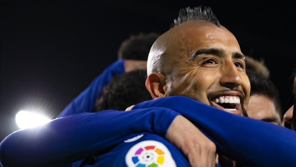 Arturo Vidal figura entre los 10 mejores jugadores de la última década en Europa