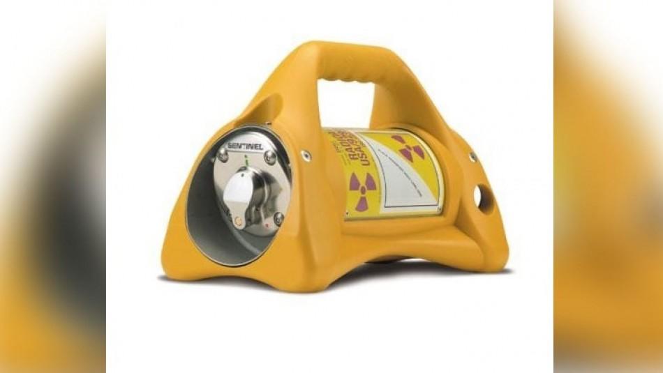Alertan sobre robo de un equipo radiactivo mediante el método del portonazo