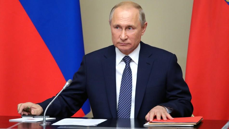 Putin cumple 20 años en el poder y no quiere irse