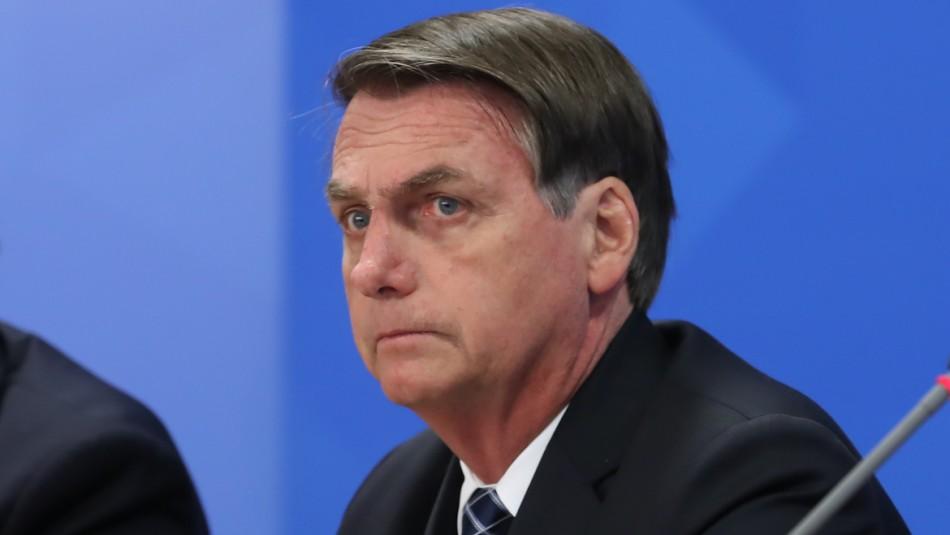Bolsonaro teme ola de inmigrantes argentinos: