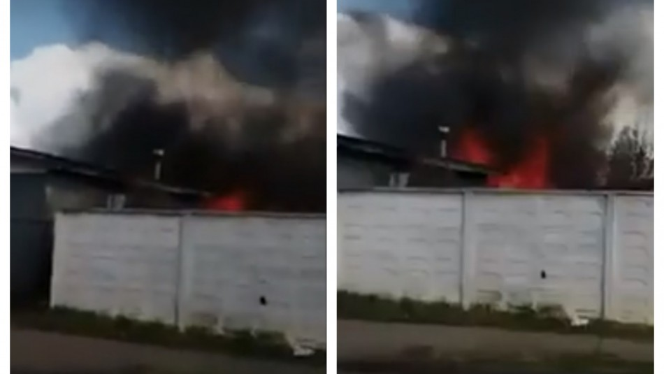 Mujer de 79 años que estaba postrada muere en incendio en Chiguayante