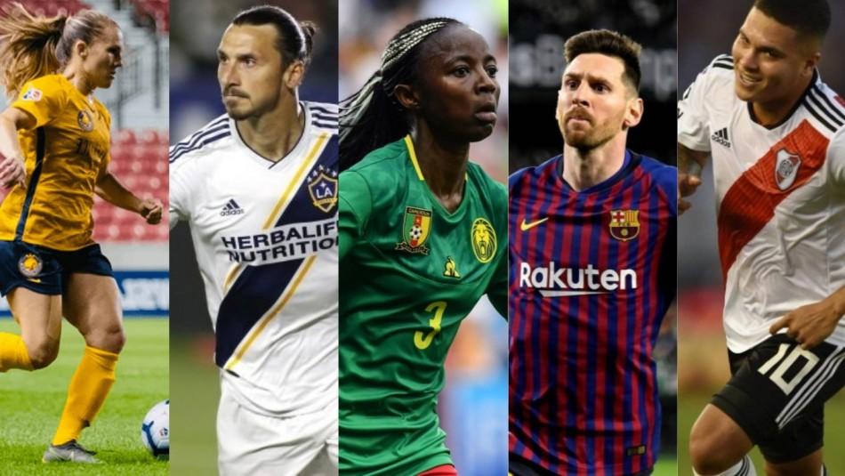 De Messi a Ibrahimovic: Los 10 candidatos al Premio Puskas