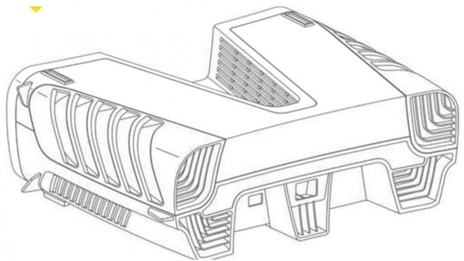 Sony patenta prototipo y desata rumores sobre el diseño de la PlayStation 5