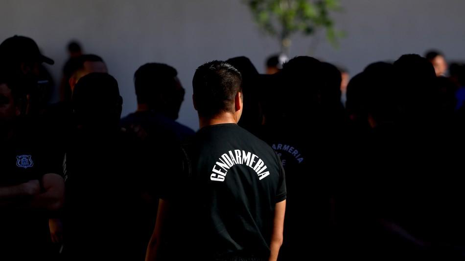 Gendarmería investiga