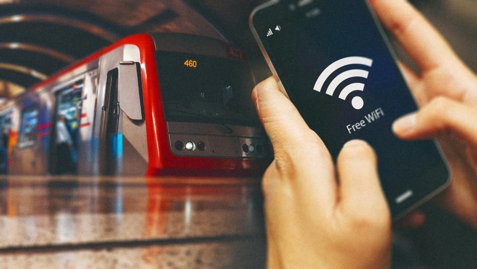 Metro de Santiago: Estas son las estaciones donde te puedes conectar a WiFi gratis