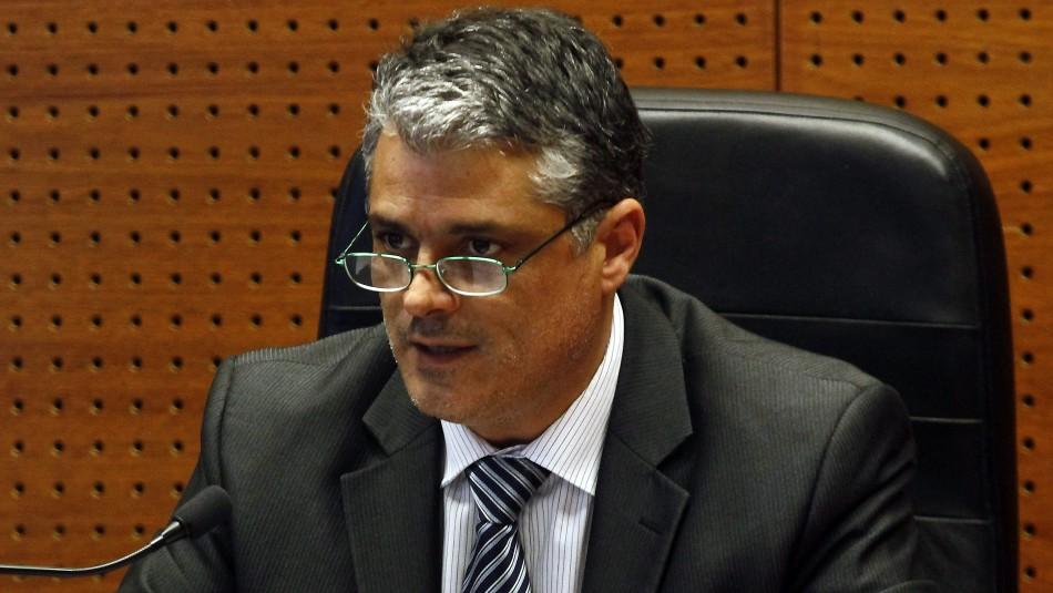 Corte de Apelaciones de Santiago suspende al juez detenido por porte de drogas