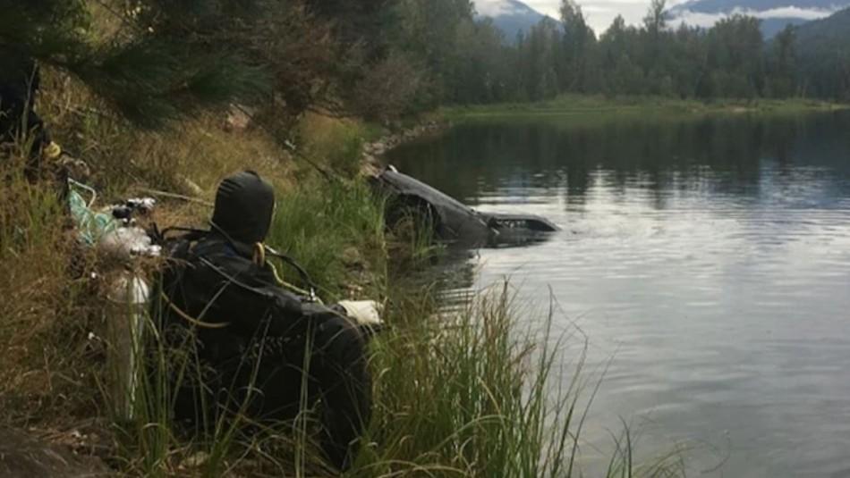 Joven encuentra cuerpo en Lago