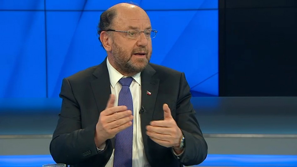 Ministro Moreno y plan para enfrentar la sequía: