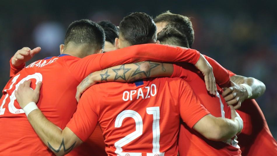 Formación de la Roja: El tridente inédito en delantera que usará Chile ante Honduras