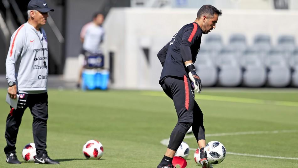 Rueda se enojó por pedido de Bravo para regreso de Marcelo Díaz: