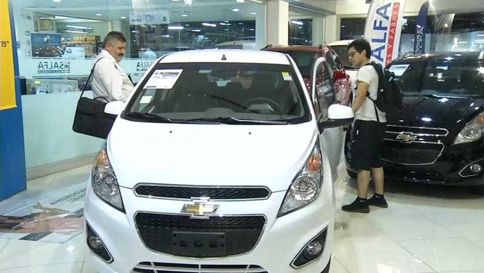 Conoce los modelos de autos más vendidos en lo que va del año