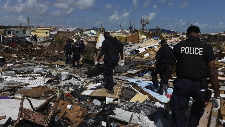 Aún hay 2.500 personas desaparecidas en Bahamas tras paso de huracán Dorian