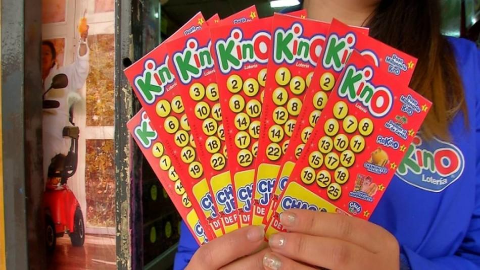 Kino: Revisa los números ganadores del sorteo 2208