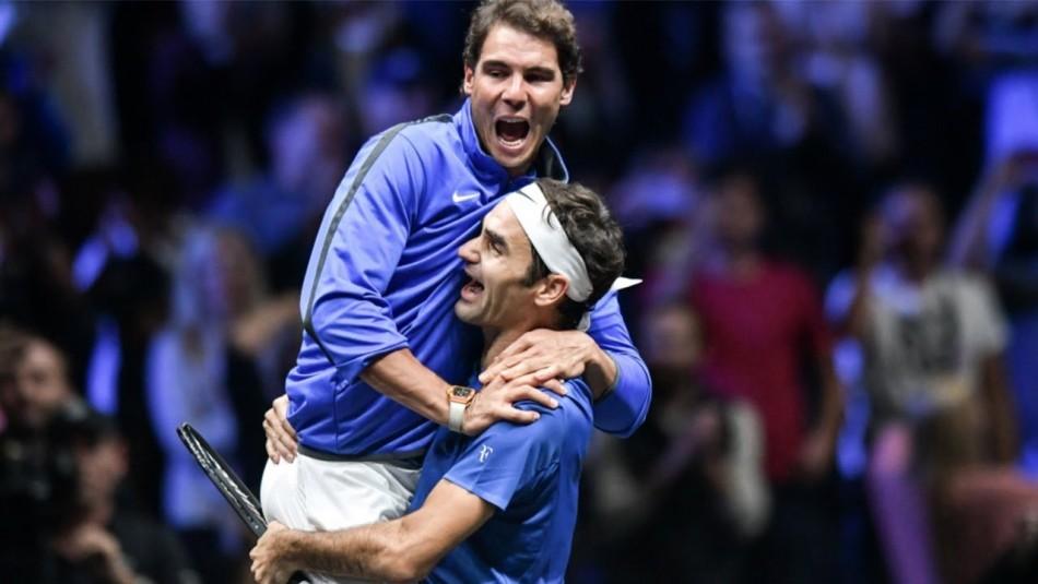 La locura del presidente del Real Madrid: Quiere partido Federer-Nadal en el Bernabéu