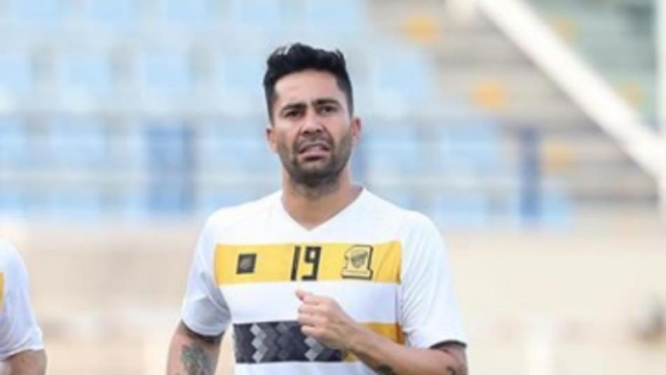 Al-Ittihad decidió darle fin al contrato de Luis Jiménez