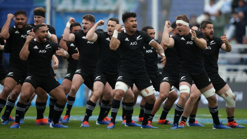Choque de gigantes: Nueva Zelanda y Sudáfrica se miden en el Mundial de Rugby