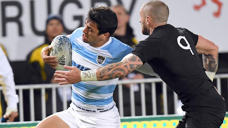 Mundial de Rugby: Los