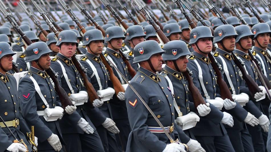 Sigue en vivo la Parada Militar 2019 desde el Parque O'Higgins