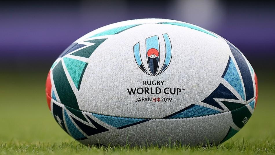 Sirius, el balón del Mundial de Rugby.