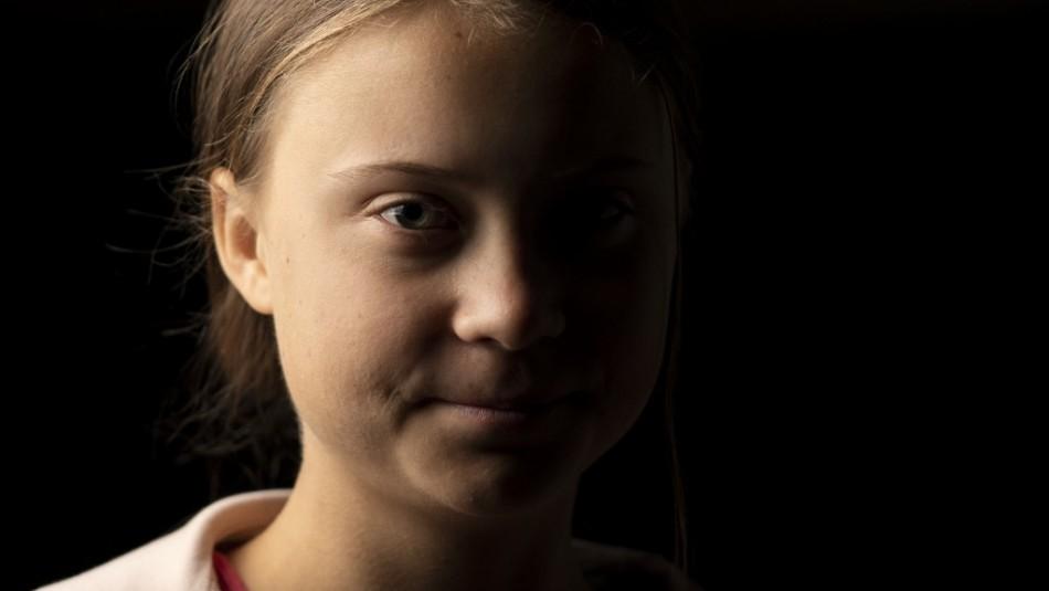 Greta Thumberg: