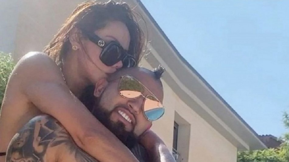 La romántica foto que publicó la novia de Arturo Vidal en Instagram