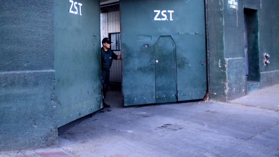 Subteniente hiere de un disparo a Gendarme de la Cárcel de Puente Alto