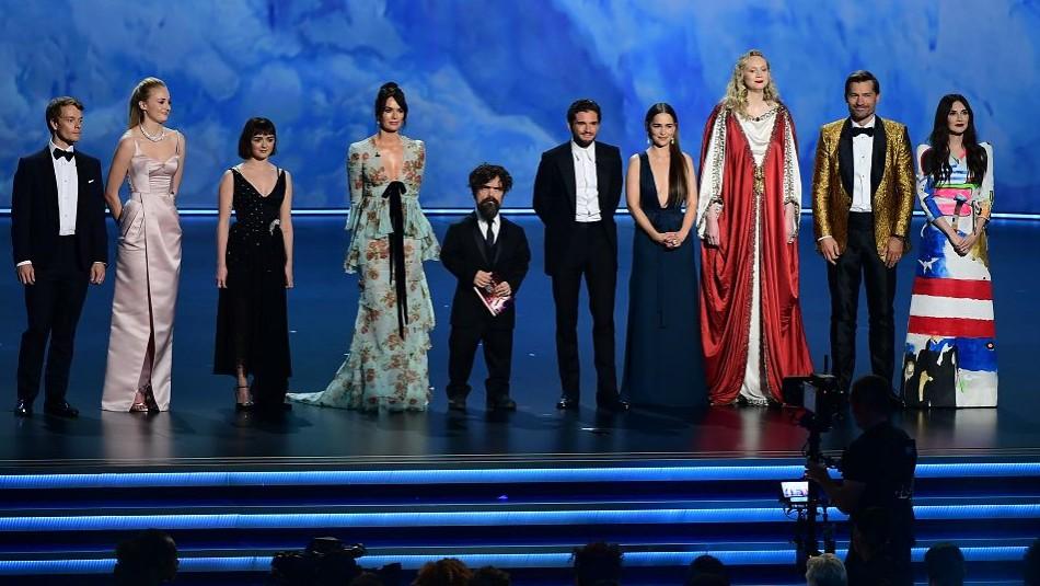 ¿Dónde está Jon Snow? La selfie de Game Of Thrones que es furor durante los Emmy 2019